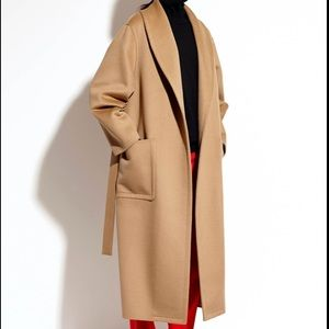 MICHAEL KORS Robe Style Wool Coat 💫NWT💫